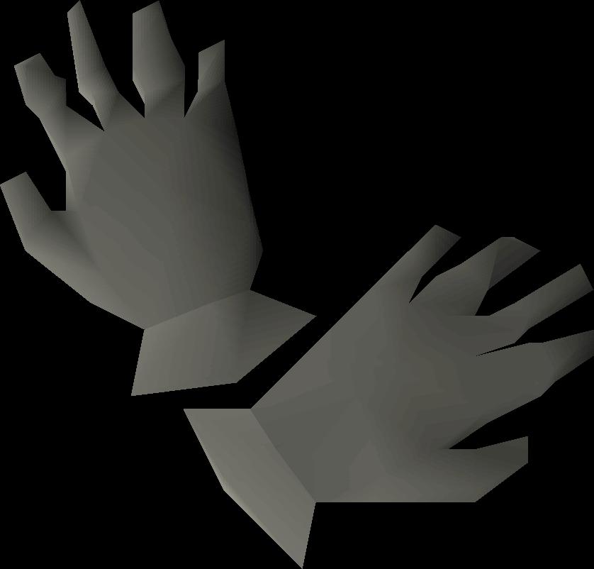 Granite gloves | Old School RuneScape Wiki | FANDOM powered