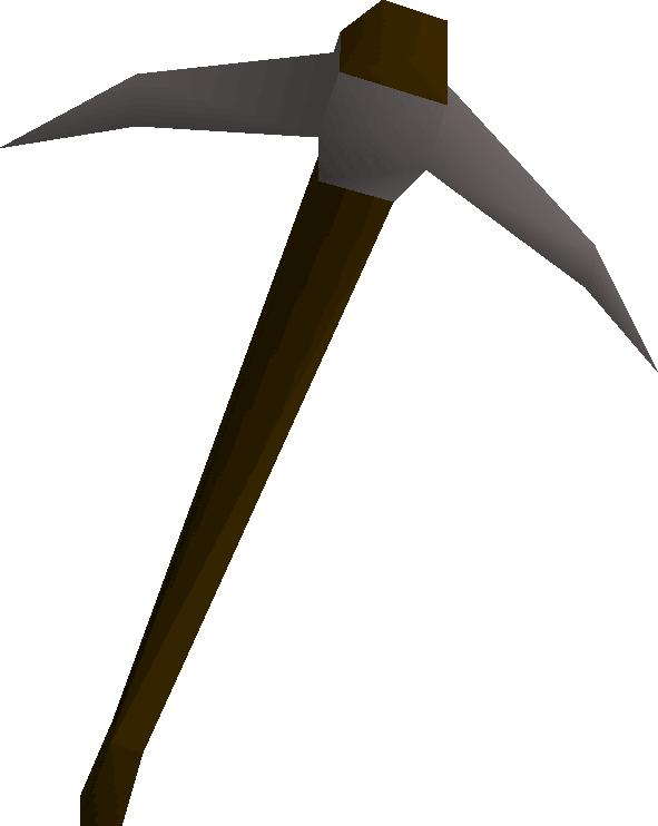 Iron pickaxe | Old School RuneScape Wiki | FANDOM powered by