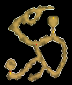 Rashiliyia's Tomb map