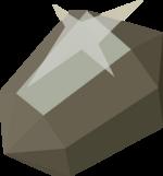 Shadow diamond detail