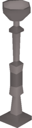 Steel torches built