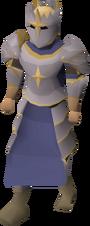 Justiciar armour equipped v1