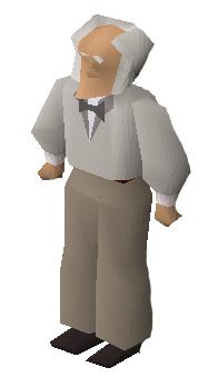 Professor Manglethorp