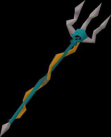 Triton Weapon