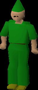 Gnome child (2018 Birthday event)