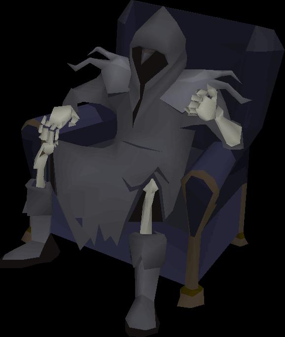 Grim Reaper | Old School RuneScape Wiki | FANDOM powered by Wikia