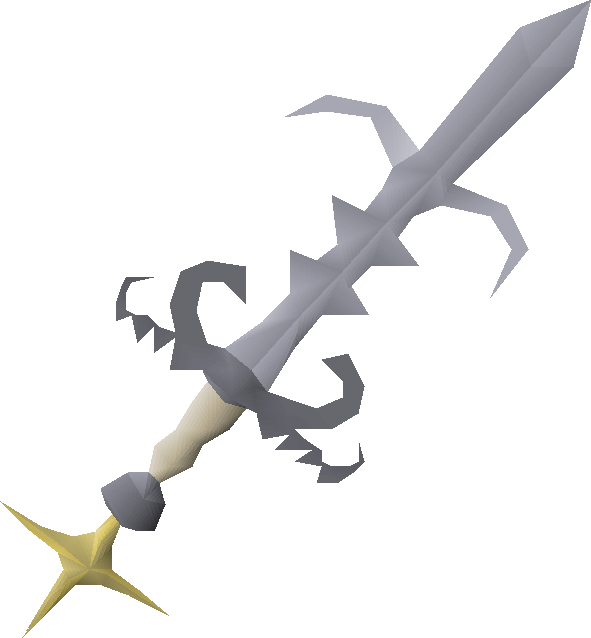 Saradomin godsword | Old School RuneScape Wiki | FANDOM