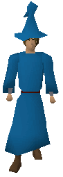 blue wizard hat old school runescape wiki fandom powered by wikia