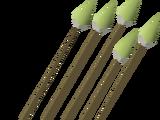 Ogre arrow