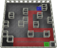 Telekinetic theatre maze 6