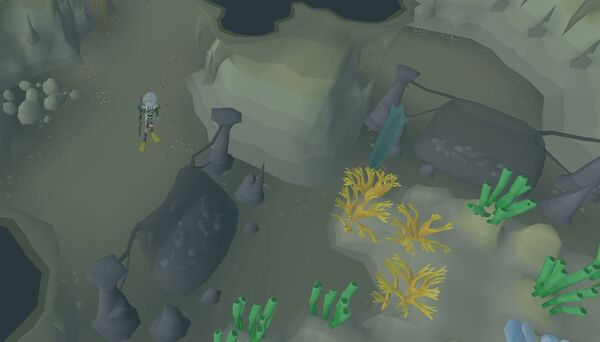 Dev Blog- Fossil Island (Underwater and Mushroom Forest) (3)