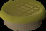 Garden pie detail