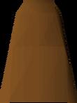 Monk's robe detail