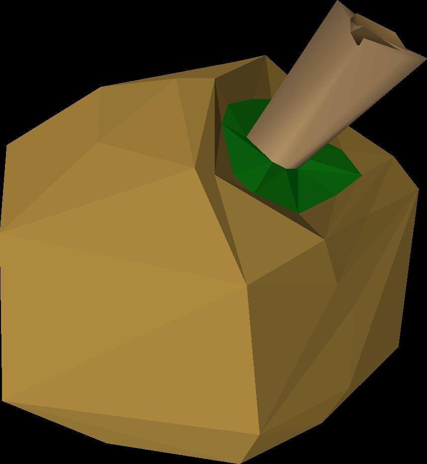 Clue geode (easy) | Old School RuneScape Wiki | FANDOM