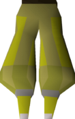 Gold elegant legs detail