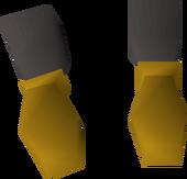 Graceful gloves (Lovakengj) detail