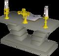 Limestone altar built.png