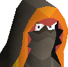 Pyromancer hood chathead
