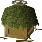 STASH unit (bush)
