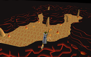 TzHaar eggs incubating