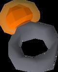 Zenyte ring detail