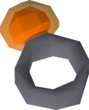 Zenyte ring detail
