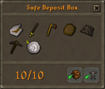 Deadman mode - Safe Deposit Box