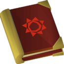 Mage's book detail