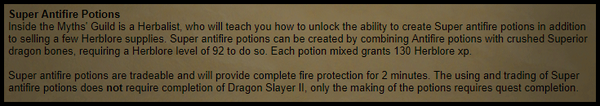 Poll Blog- Vorkath Uniques, Dragon Items and More! (5)
