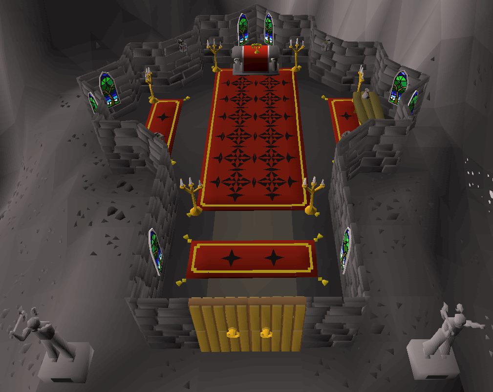 how to kill chaos temple osrs