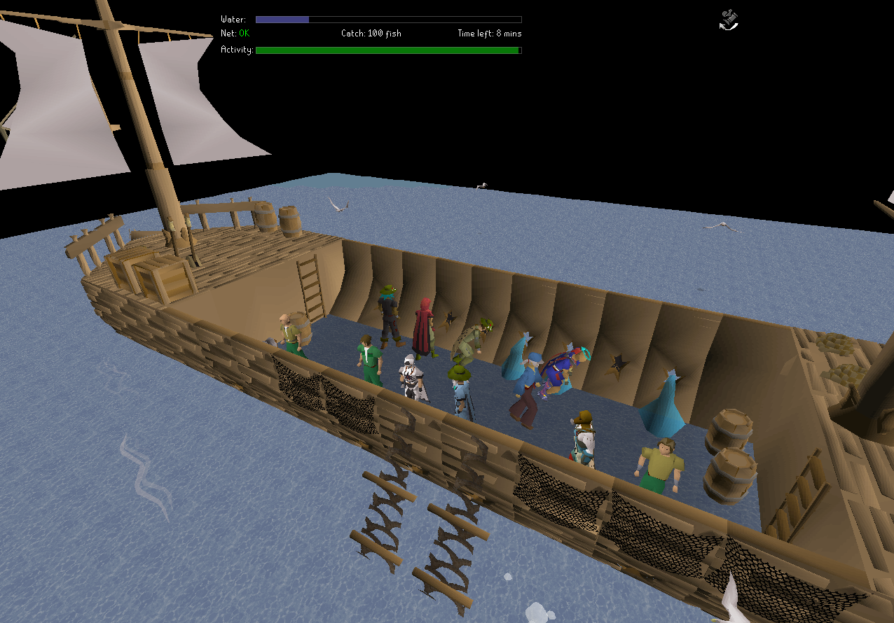Fishing Trawler | Old School RuneScape Wiki | FANDOM powered by Wikia