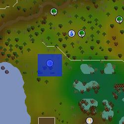 Monk (Lost City) location