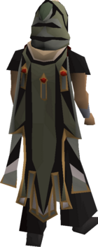 Accumulator max cape equipped