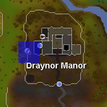 Draynor Manor patch location