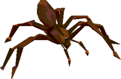 Giant spider (lv 50)