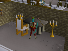 Temple of Ikov staff of Armadyl