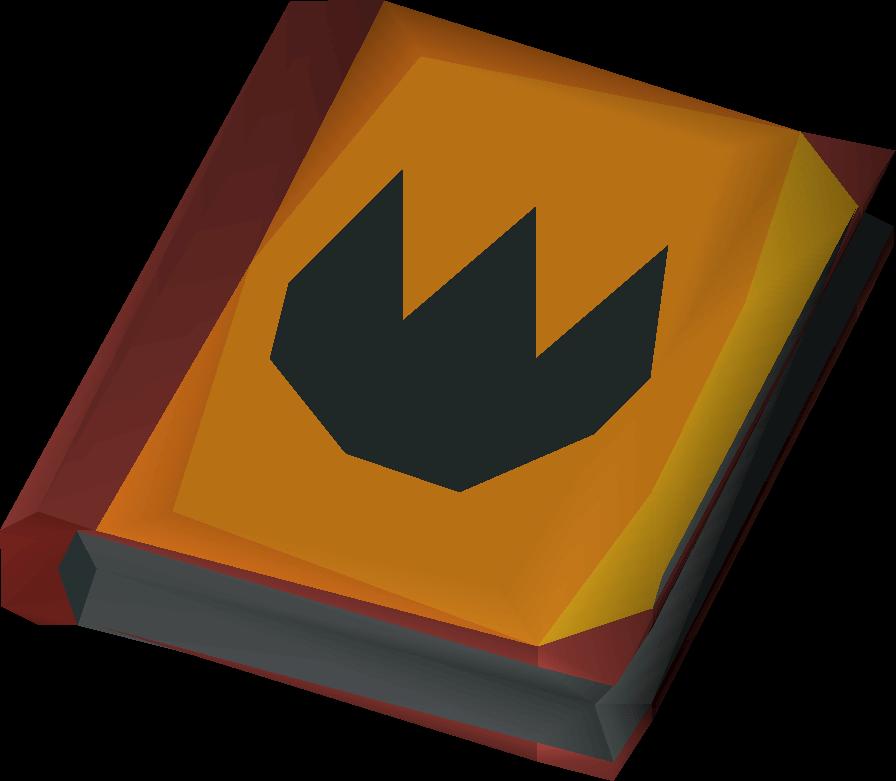 Tome of fire | Old School RuneScape Wiki | FANDOM powered by