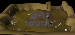 Wilderness Agility Course Dungeon