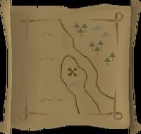Map clue Hobgoblin penisula