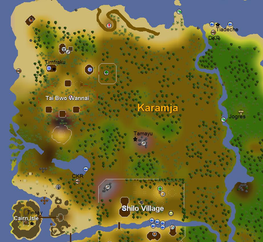 Image - TBW Trio Map.png   Old School RuneScape Wiki   FANDOM ...