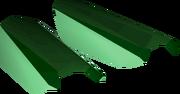 Guthix bracers detail