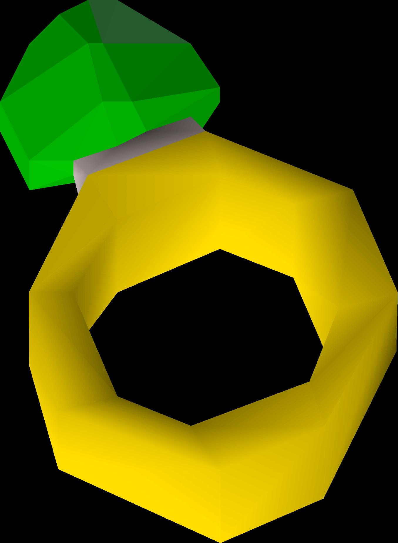 Emerald ring Old School RuneScape Wiki