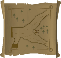 Map clue Castle Wars