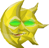 Mask of balance chathead