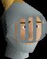 Heraldic helm (Dorgeshuun) chathead