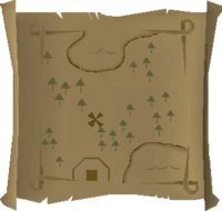 Map clue Tower of Life