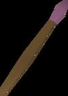 Amethyst javelin detail