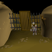 Mining Guild underground entrance
