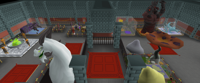 Old School RuneScape's 5th Birthday (2)