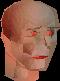 Ankou mask chathead